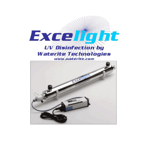Excelight Water Canada UV Lamps & Sleeves