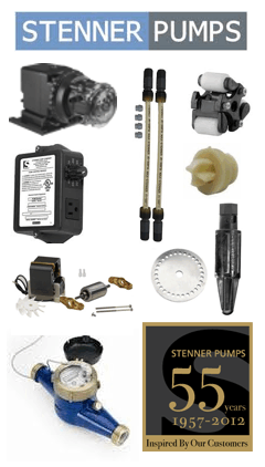 Stenner Canada Pumps & Parts