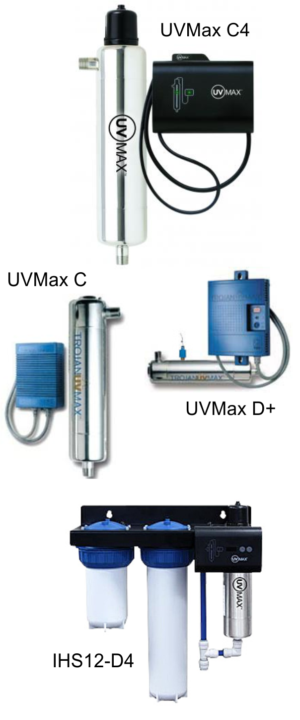 Trojan UVMax 602805 UV Systems